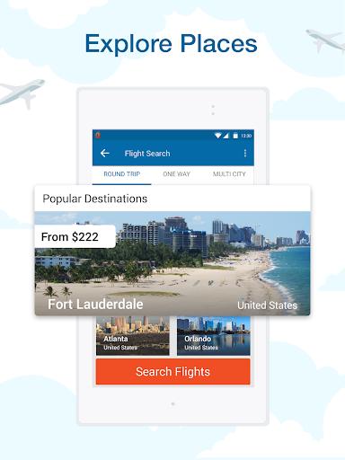 CheapOair: Cheap Flights, Cheap Hotels Booking App 3.20.18 Screenshots 19