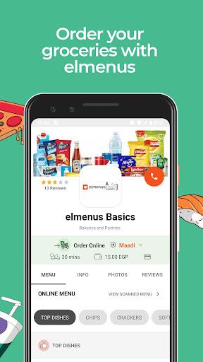 elmenus - Discover & Order food 3.45.0 Screenshots 4