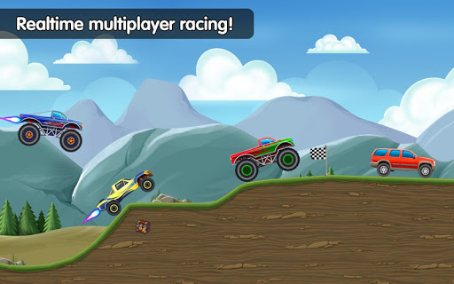 Race Day - Multiplayer Racing  Screenshots 7