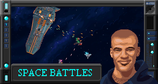 Constellation Eleven - space RPG shooter  screenshots 1