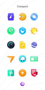 Nebula Icon Pack (MOD, Paid) v4.4.1 3