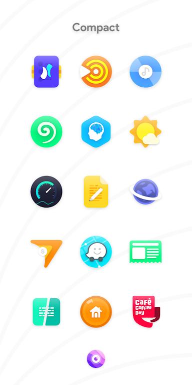 Nebula Icon Pack  poster 2