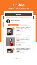 KiliShop - Be A Shopping Center Of Your Community screenshot thumbnail