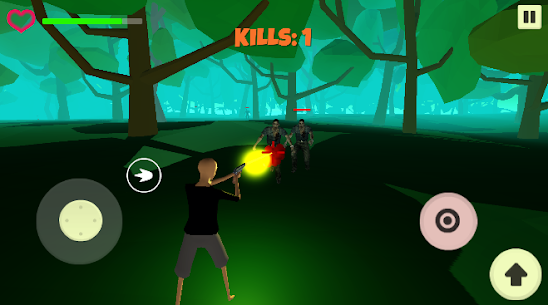 Zombies: Survival Island 3D Online Hack Android & iOS 3