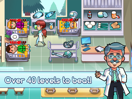 Hospital Dash - Healthcare Time Management Game 1.0.28 screenshots 10