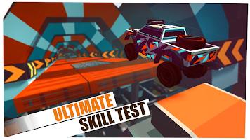 Skill Test - Extreme Stunts Racing Game 2020