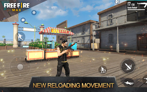 Garena Free Fire MAX  screenshots 3