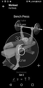 Barbell Home Workout Mod Apk (Premium Unlocked) 2