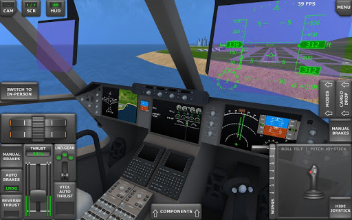 Turboprop Flight Simulator 3D 1.24 screenshots 19