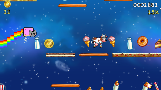 Nyan Cat: Lost In Space Screenshot