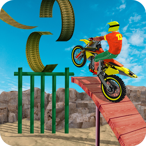 Dirt Bike Stunt Bike games: Moto Bike racing games