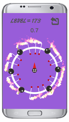 Throw Pin : Free Fire Game  screenshots 8