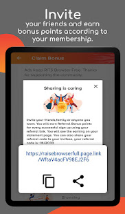 Fast, Safe & Super Browser for your Android Mobile 3.9.3 Screenshots 13