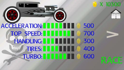 ratrod turbo racing screenshot 3