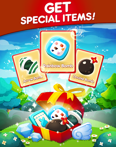 POKOPOKO The Match 3 Puzzle screenshots 13