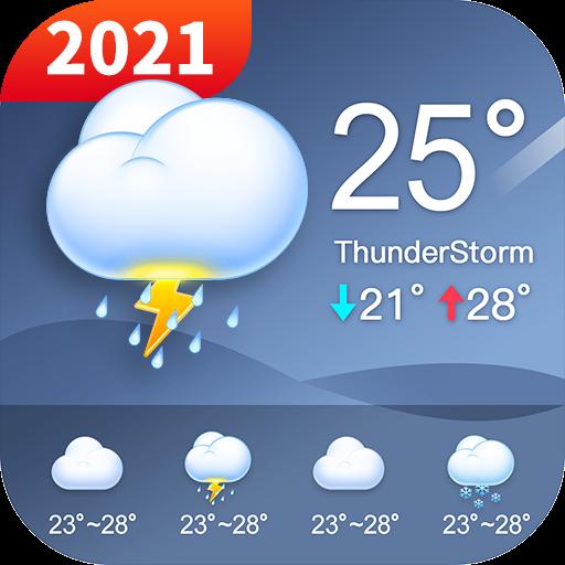 Weather Forecast - live weather radar icon