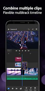 Adobe Premiere Rush MOD APK (Premium Subscription) 3