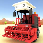 Blocky Farm Racing & Simulator – free driving game