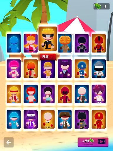 Stickman 3D - Street Gangster android2mod screenshots 9