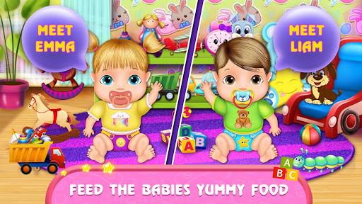Babysitters Baby Care: Baby Sitter Games  screenshots 2