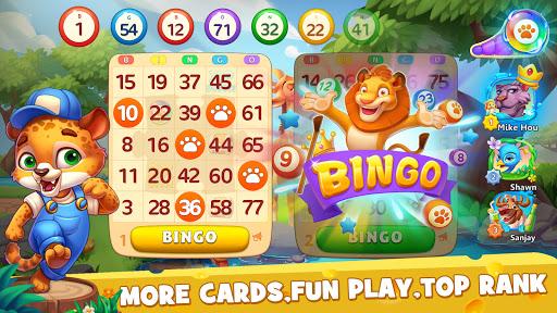 Bingo Wild-Free BINGO Games Online: Fun Bingo Game  screenshots 11