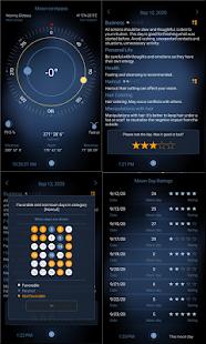 Deluxe Moon Premium - Moon Calendar 1.5 Screenshots 7