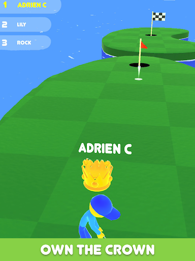 Golf Race - World Tournament  screenshots 6
