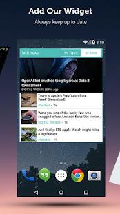 Tech News & Reviews - VR, Drones, Startups & More