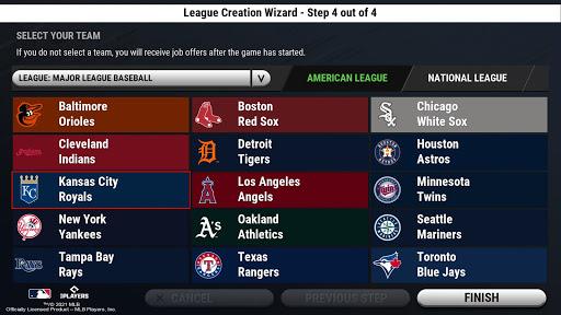 OOTP Baseball Go!  screenshots 3