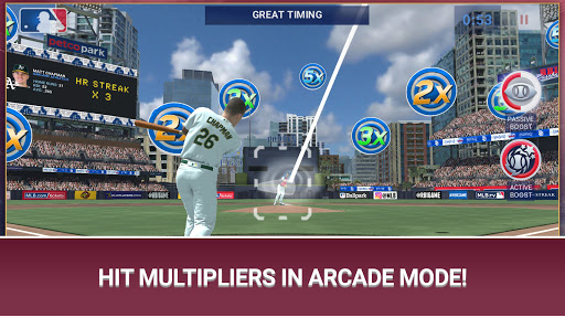 MLB Home Run Derby  screenshots 2