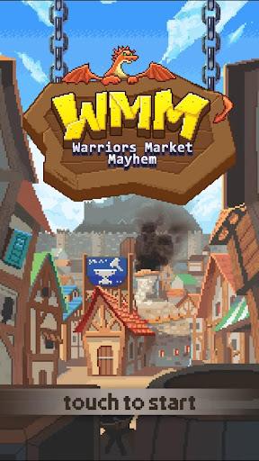 Warriors' Market Mayhem VIP : Offline Retro RPG 1.5.24 screenshots 6