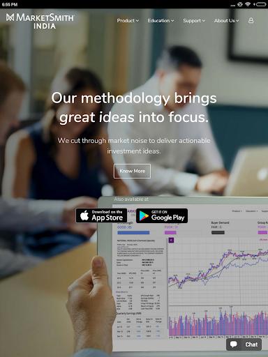 MarketSmith India - Stock Research & Analysis android2mod screenshots 9