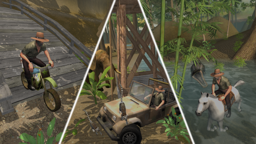4x4 Safari: Online Evolution 20.10.1 screenshots 8