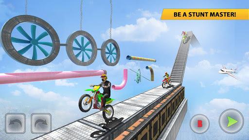Bike Stunt Racing 3D Bike Games - Free Games 2021 apkdebit screenshots 7