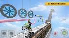 screenshot of Bike Stunt Racing 3D Bike Games - Free Games 2020