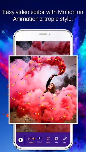 Photo Effect Animation Video Maker android2mod screenshots 3