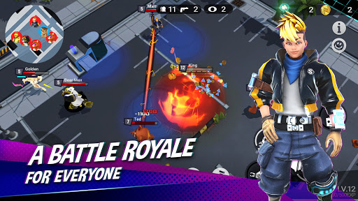 Battlepalooza - Free PvP Arena Battle Royale 1.1.1 screenshots 1