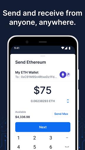 Blockchain.com Wallet - Buy Bitcoin, ETH, & Crypto android2mod screenshots 3