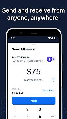 Blockchain.com Wallet - Buy Bitcoin, ETH, & Cryptoのおすすめ画像3