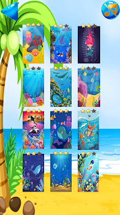 Pair matching games free for kids - 1 2 3 4 & 5yrs