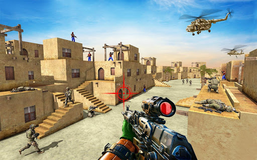 Counter Terrorist Shooting Strike-Commando Mission 1.0.21 Screenshots 10