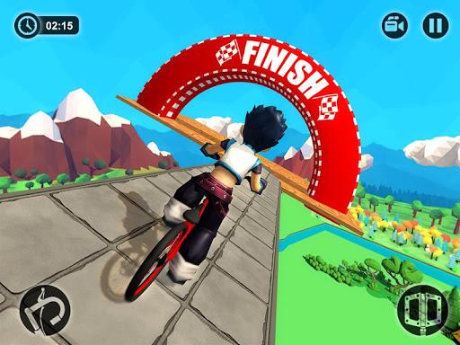 Fearless BMX Rider 2019 apkpoly screenshots 15