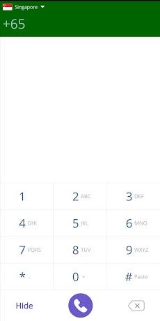 CloudCall - Free IDD Call to India and worldwideのおすすめ画像2