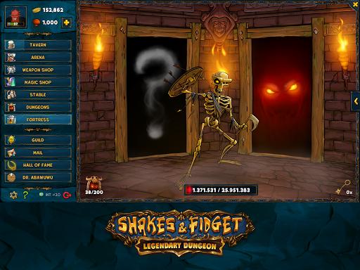 Shakes and Fidget 6.000.201102.5 screenshots 7
