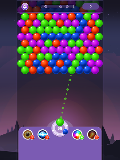 Bubble Shooter Rainbow - Shoot & Pop Puzzle 2.12 screenshots 9