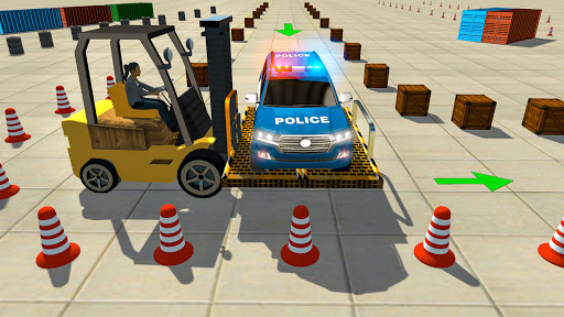 Advance Police Parking- New Games 2021 : Car games  screenshots 3