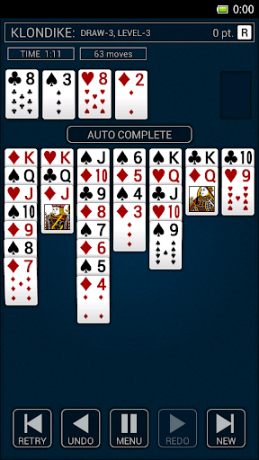 SolitaireR(Stalemate judgment) For PC Windows (7, 8, 10, 10X) & Mac Computer Image Number- 11