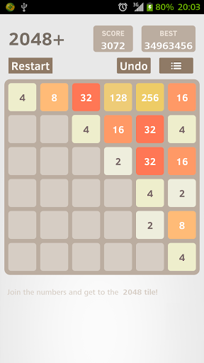 2048 Plus For PC Windows (7, 8, 10, 10X) & Mac Computer Image Number- 13
