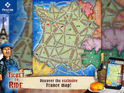 Ticket to Ride for PlayLink 2.7.2-6472-ceb1ea16 Screenshots 10