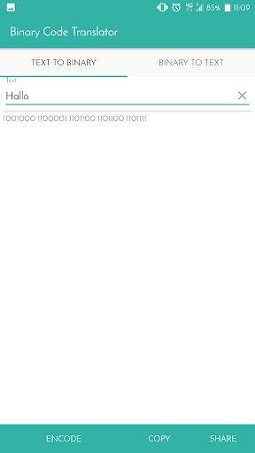 binary code translator screenshot 2